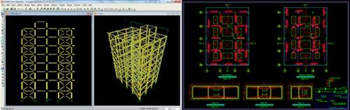 طراحی و محاسب سازه , شرکت های طراحی و محاسب سازه , طراح سازه های فلزی , طراحی سازه های بتنی , طراح و محاسب سازه های فولادی , قیمت طراحی سازه